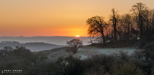 morning trees winter england sky panorama sun sunrise frost unitedkingdom sony frosty stiching wittenhamclumps southoxfordshire littlewittenham a99 sonyalpha andyhough slta99v andyhoughphotography tamronsp70200di