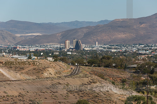 city skyline downtown nevada reno sparks stockphoto canon50d bruceleibowitz
