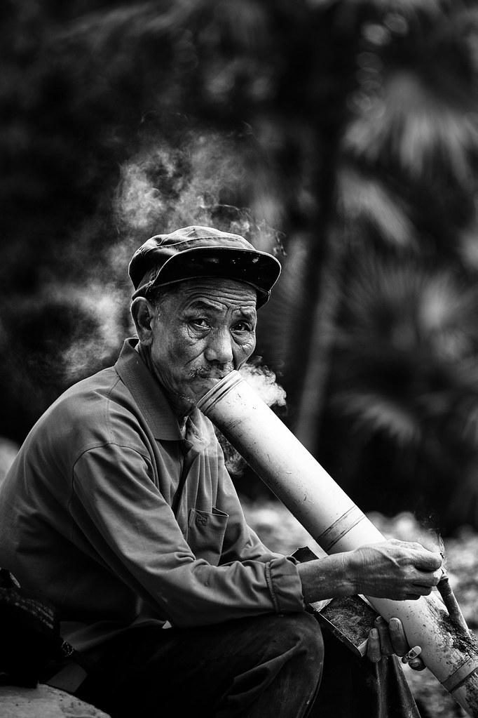 Smoke maker~ Yunnan