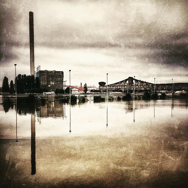 Flood #Paris #crue #flood #pariscrue #river #marne #seine #amazing #instadaily #france #news