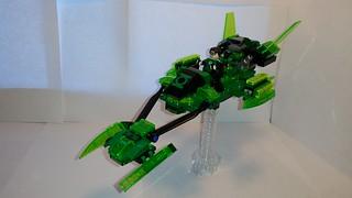 Green Lantern Speeder Bike | by Lantern-0