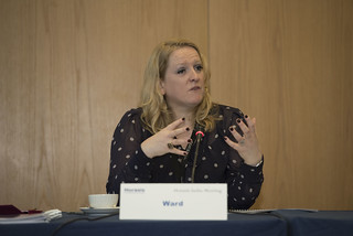Alison Ward, CEO, CottonConnect, United Kingdom, on gender parity | by Horasis