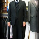 ディレクターズスーツ ミッドナイトブルー