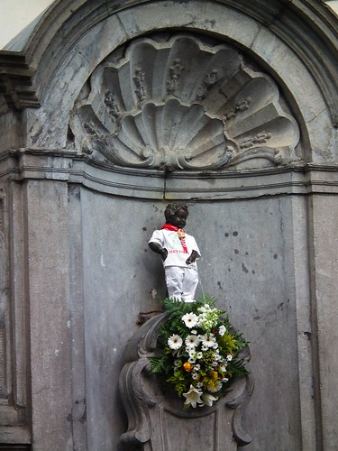 Manneken Pis - Brussels, Belgium | by a_crafty_traveler