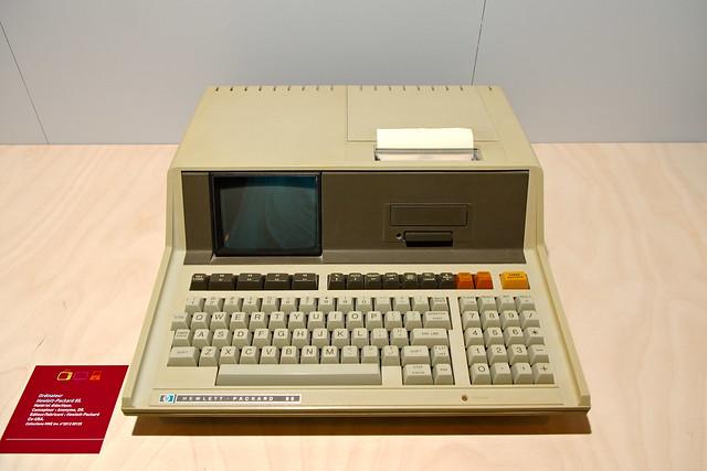 Ordinateur Hewlett-Packard 85