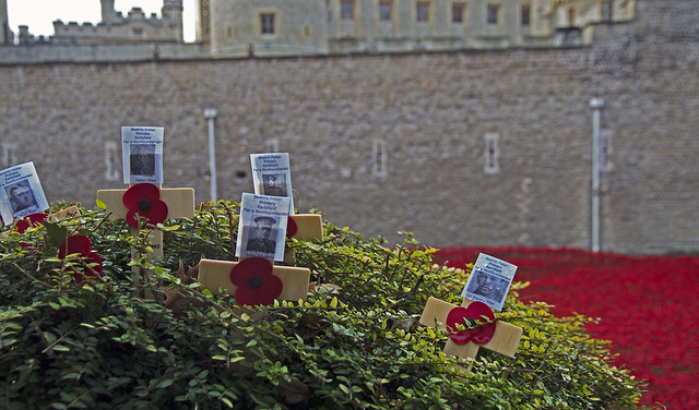Personal Remembrances at the Tower