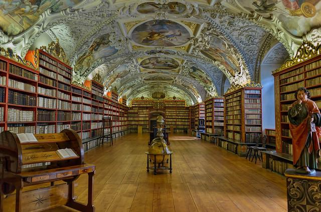The Library of Strahov Monastery
