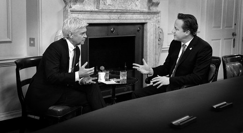 PM interviewed in Cabinet Room by Phillip Schofield | by UK Prime Minister