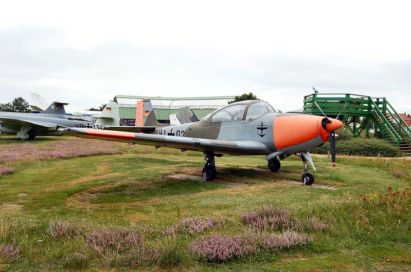 Piaggio P-149D 3