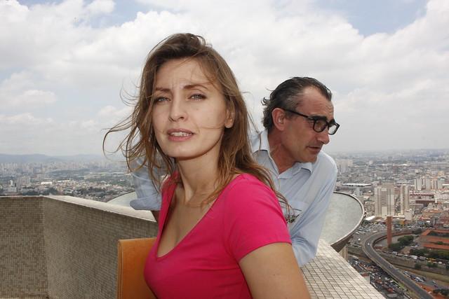 TIJANA MISKOVIC and Thierry Geoffroy /Colonel