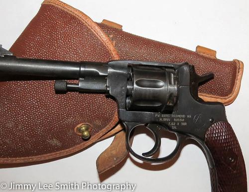 1945 Nagant Revolver