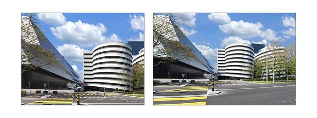 Das zweifache Guggenheim . . .
