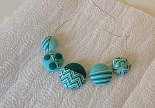 Beads from Judy Belcher's tutorial | by saashka