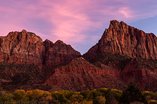 Watchman Sunset | by IntrepidXJ