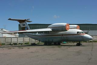 RA-74001. An-74. Shar Ink. BKA.
