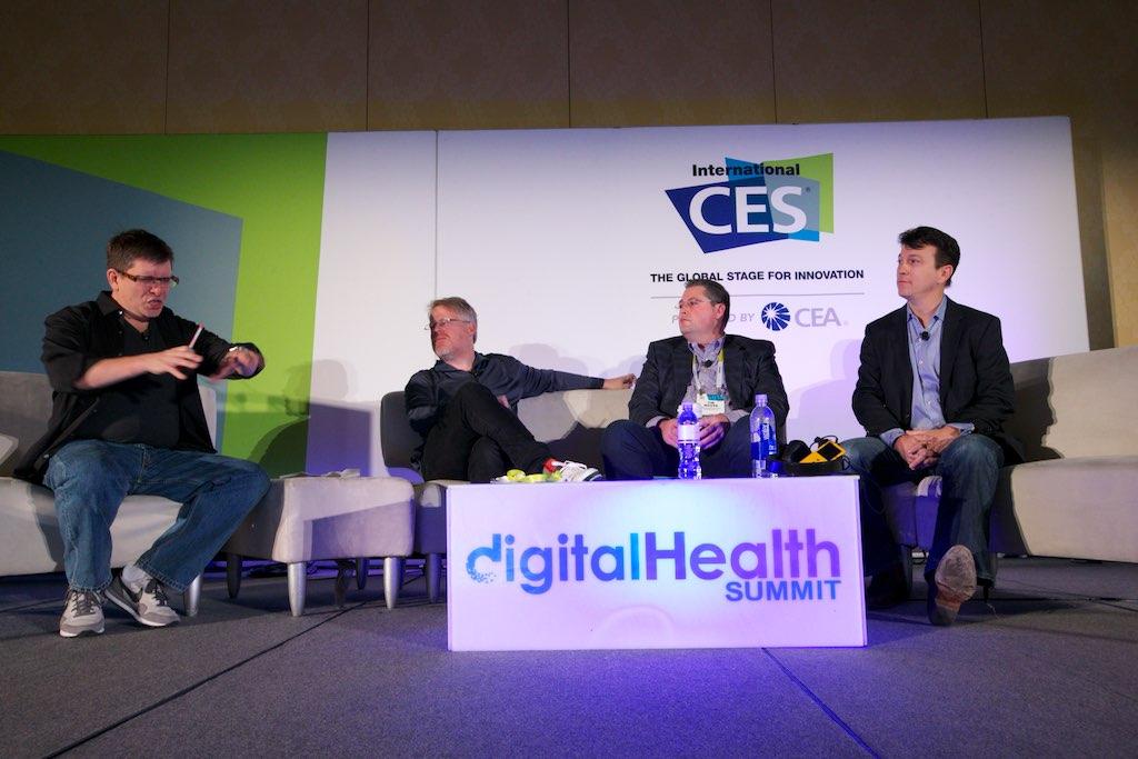 Digital Health- The Debate-4164