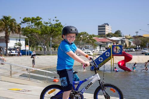 Wynnum wading pool brisbane city council flickr - Brisbane city council swimming pools ...