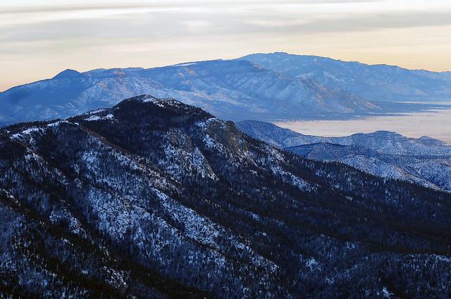 Mountains around Albuquerque