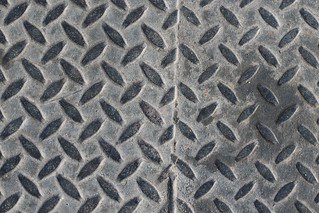 Patterned Metal Texture
