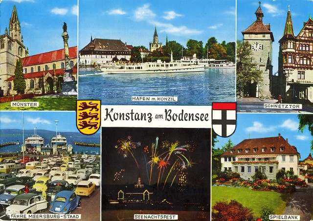 Germany - Baden-Württemberg - Konstanz am Bodensee [002] - front