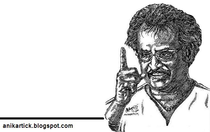 RAJINIKANTH - Superstar of Indian Cinema Industries - Art