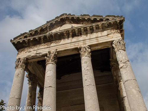 Temple of Augustus | by Picster Jimster