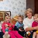 Visiting great-grandma in Torun