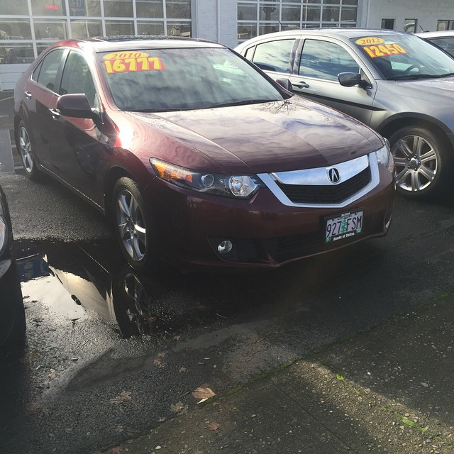 2010 Acura TSX For Sale 503-917-9171 Text-call Me