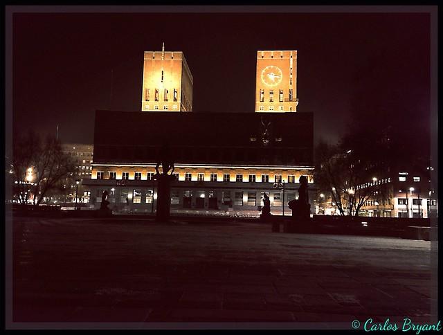 Town hall Oslo Municipality