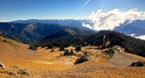 new travel november sky mountains landscape countryside bright outdoor olympic olympicnationalpark hurricaneridge