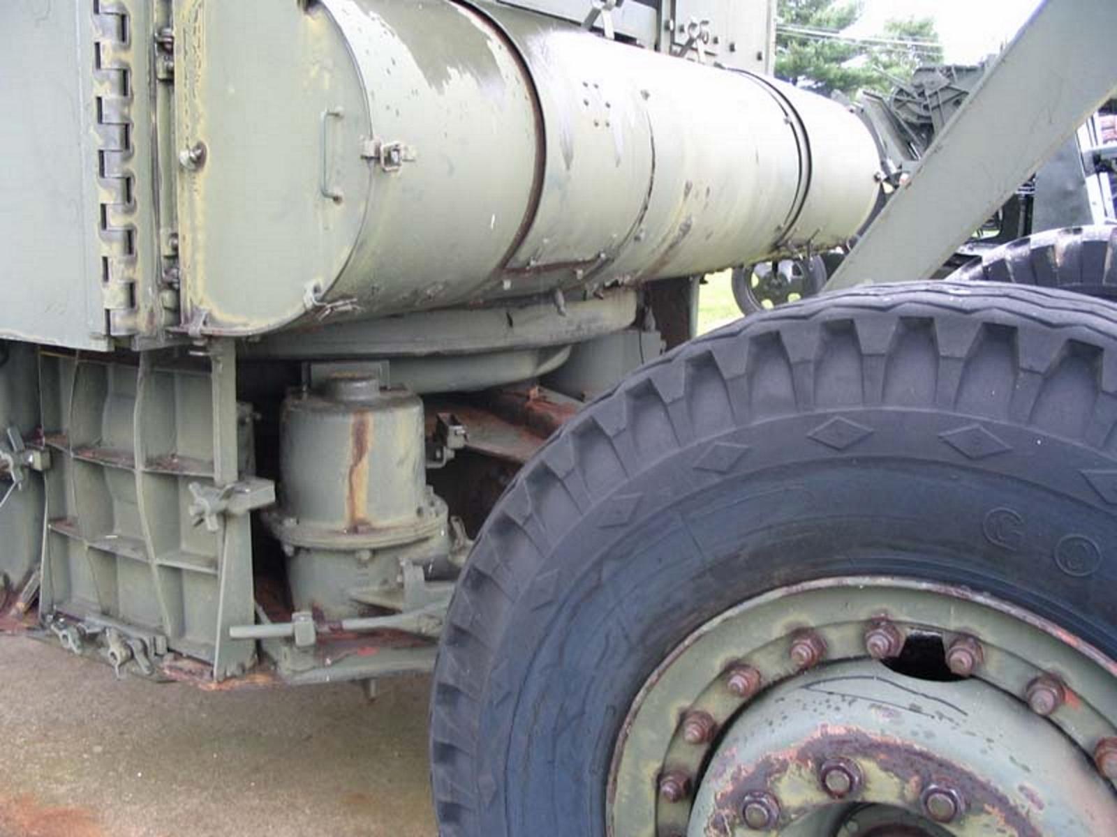 US 90mm M2 Anti-Aircraft Gun 9