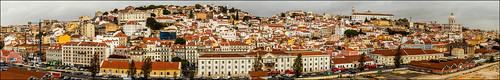 Lisbon Port Pano | by Spence..on and off
