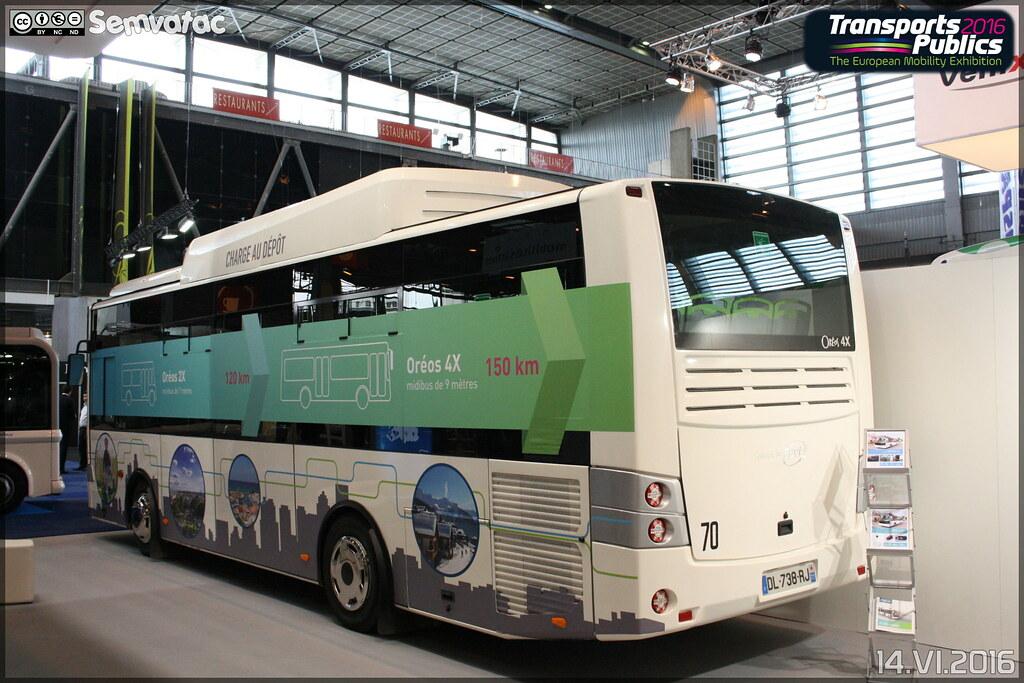 PVI (Power Vehicle Innovation) Oréos 4x