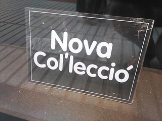 *col'lecció, col·lecció | by joanmontane