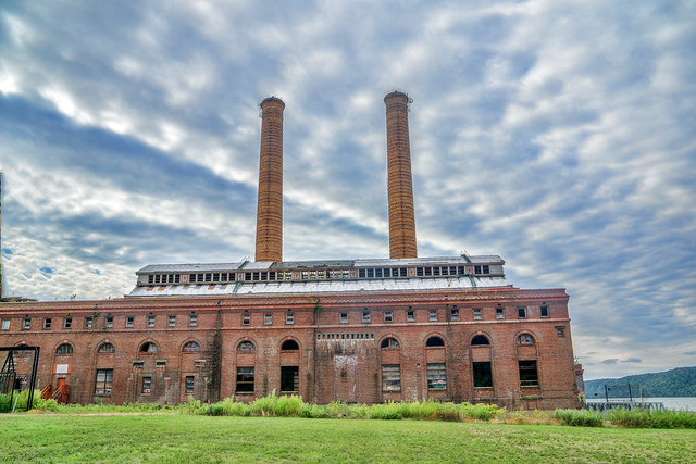 Glenwood Power Plant
