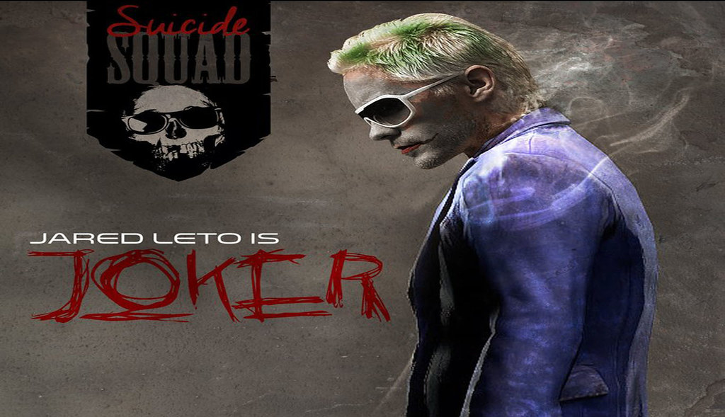 Jared Leto As Joker In Suicide Squad Hd Wallpaper Stylis