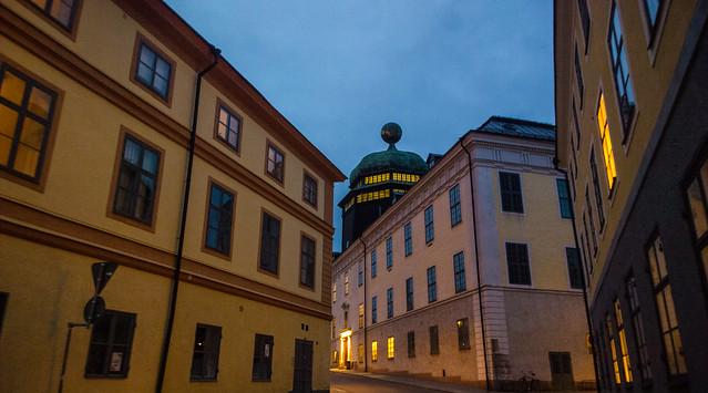 Gustavianum, Uppsala University