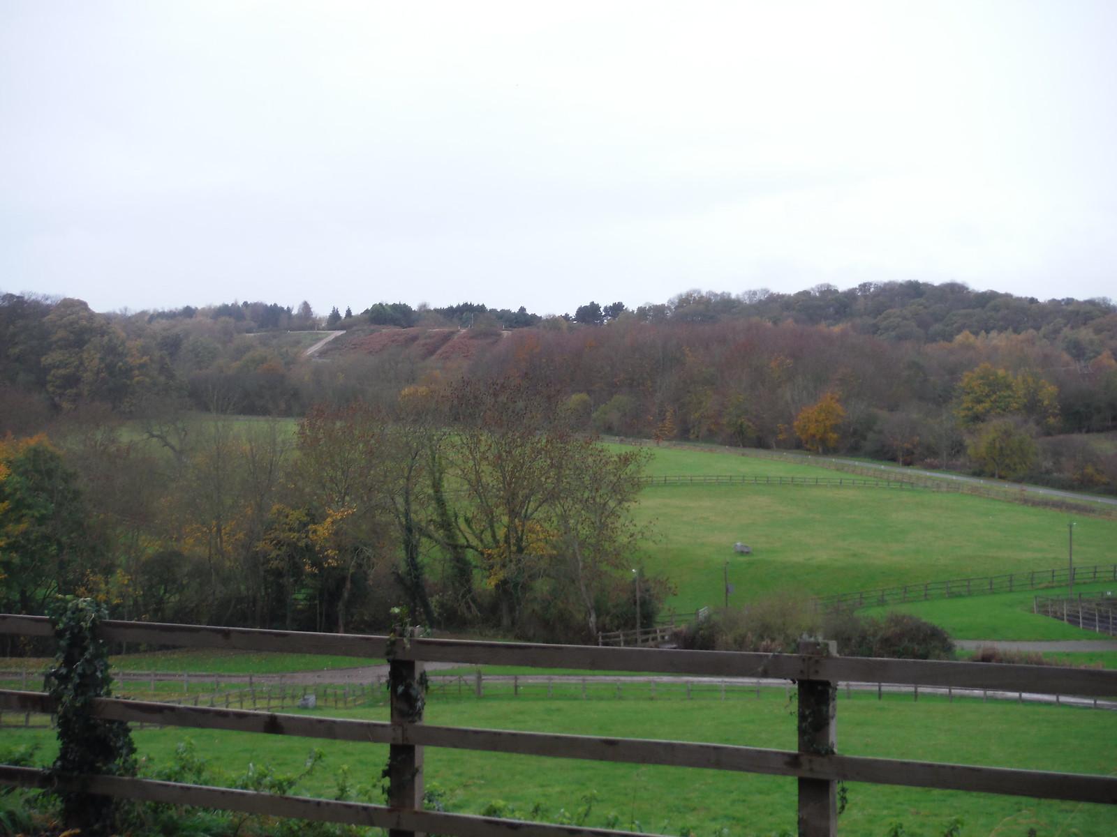 Backview from Millbroook Village to Greensand Ridge SWC Walk 232 Lidlington to Flitwick