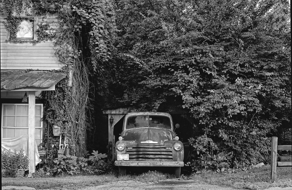 Chevy truck, Corwin, Ohio