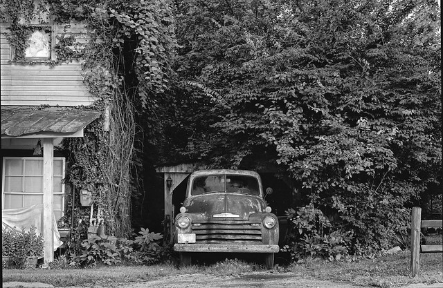 Chevy truck, Corwin, Ohio