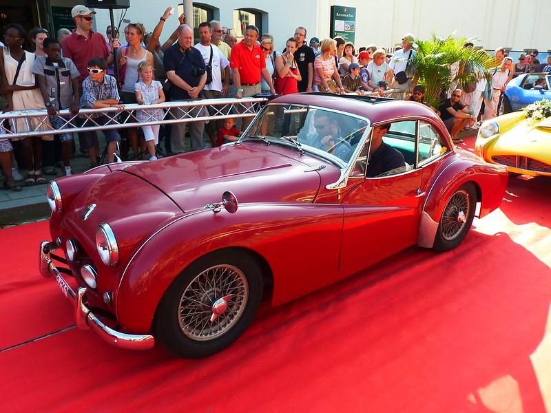 Triumph TR2 Francorchamps 1954