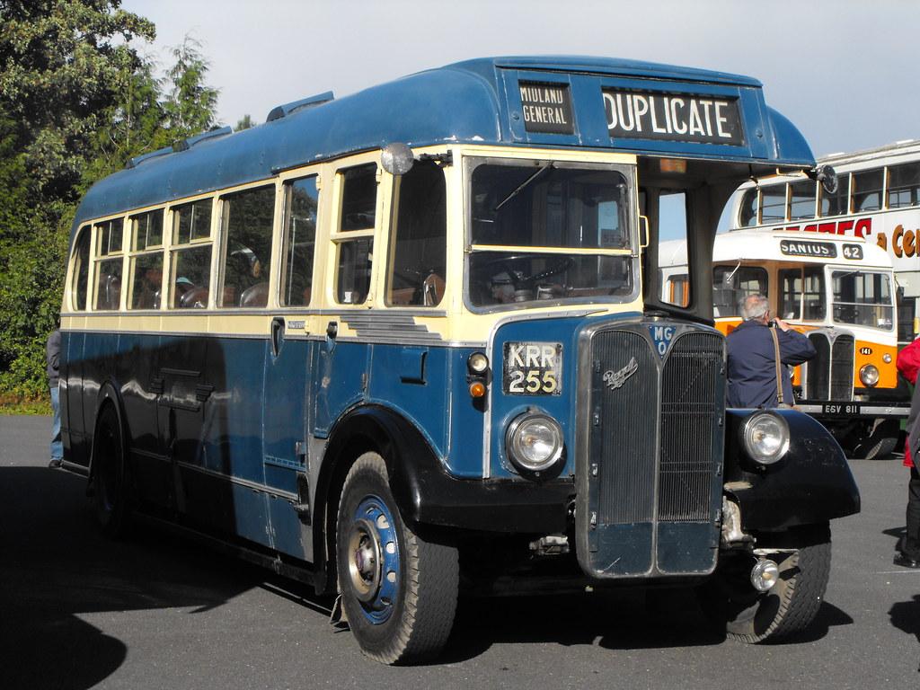 175, KRR 255, AEC Regal III, Weymann Body (DP35F), 1949