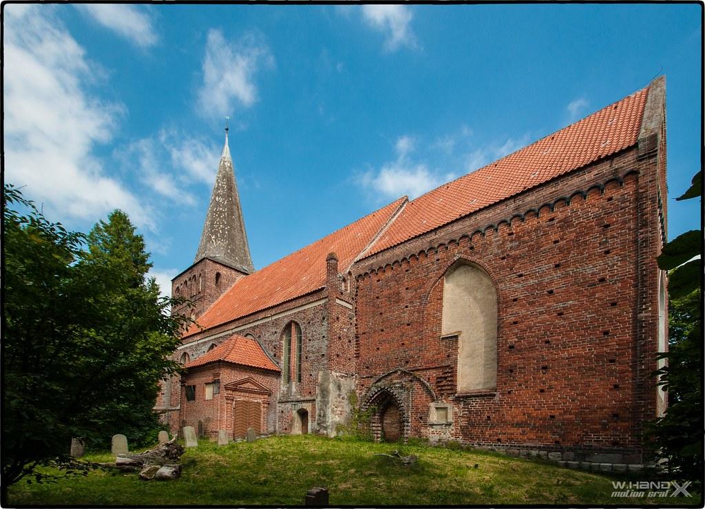 Rügen Kirchen