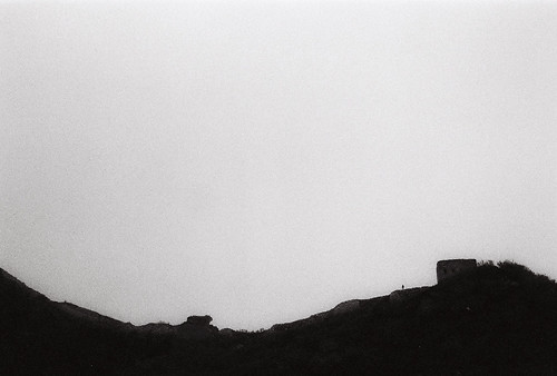 83/365: Great Wall Silhouette | by H_H_Photography