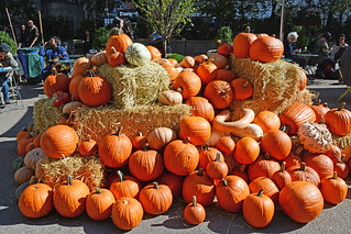 Happy Halloween - Picture Taken In Herald Square In New York City  On Thursday October 30, 2014
