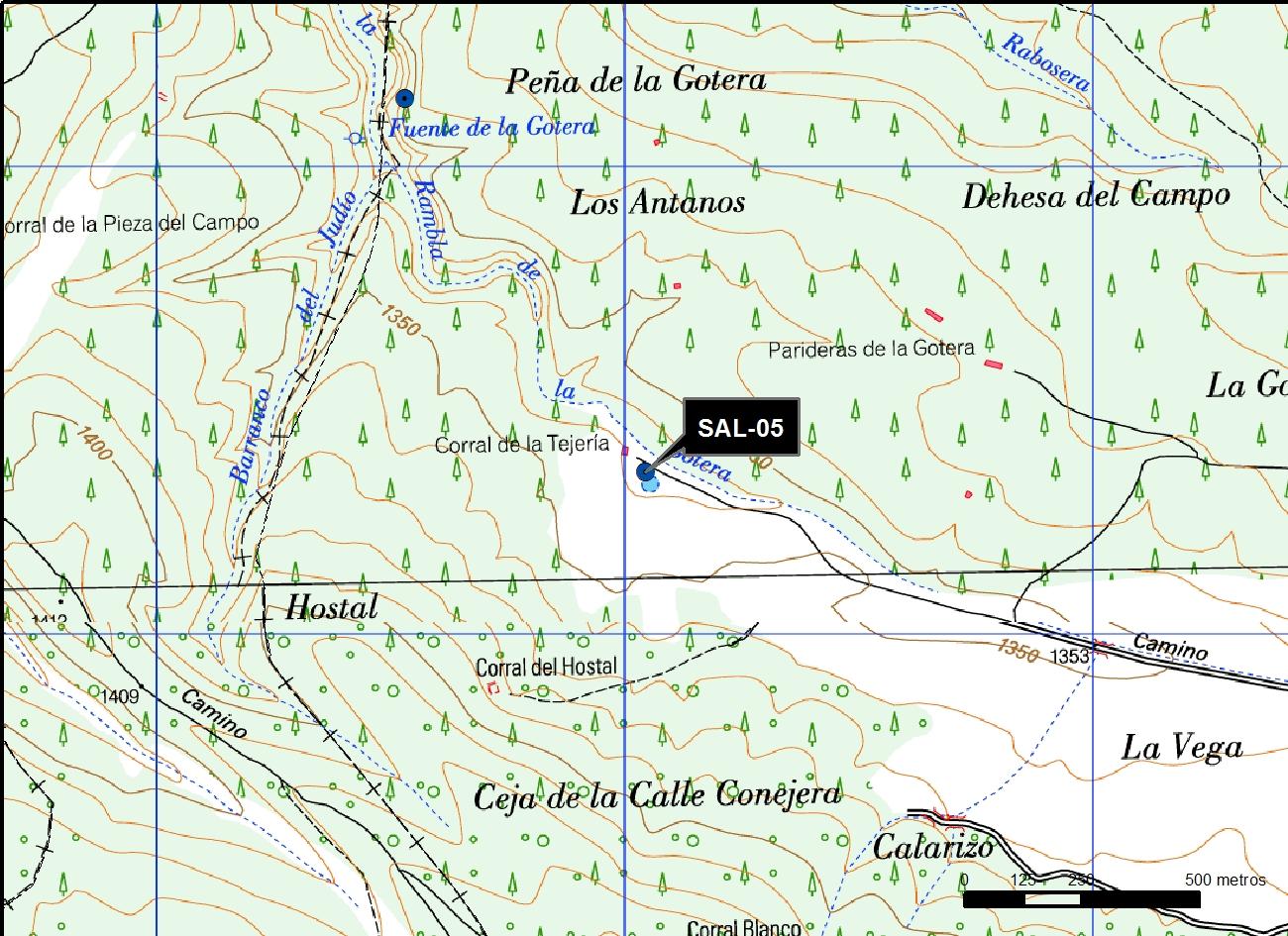 SAL_05_M.V.LOZANO_POZO LA TEJERÍA_MAP.TOPO 2