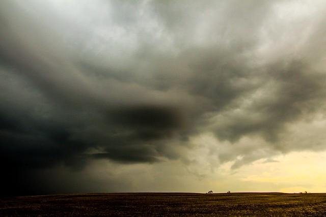 032812 - First South Central Nebraska Thunderstorms