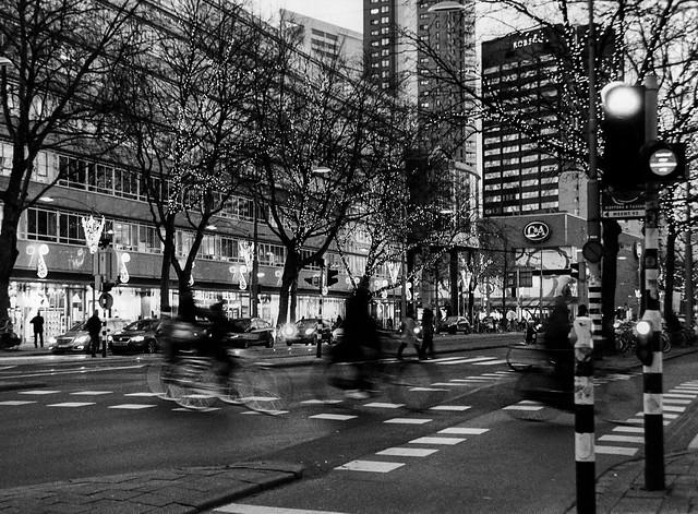 Rotterdam: Coolsingel.