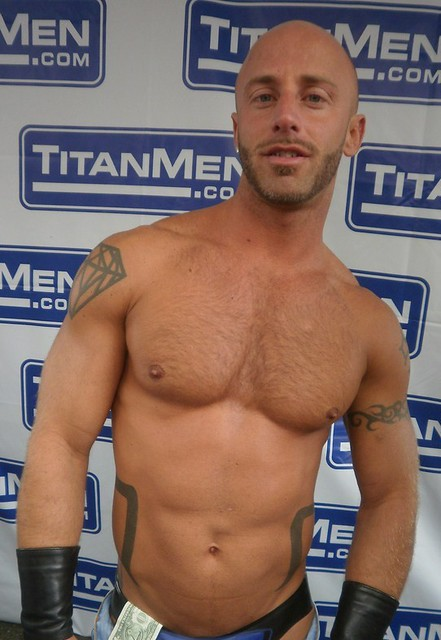 #9 in ADDA DADAs TOP 100 GAY PORN STARS! (safe photo) avmeric deville