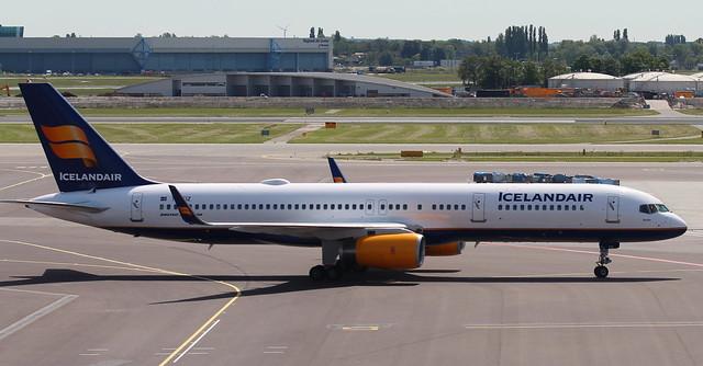 TF-FIZ Boeing 757 Icelandair